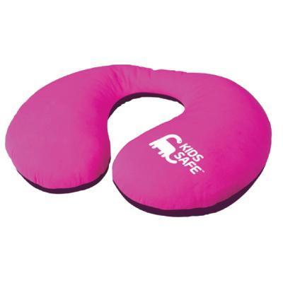 Protector de cuello  rosado polyester