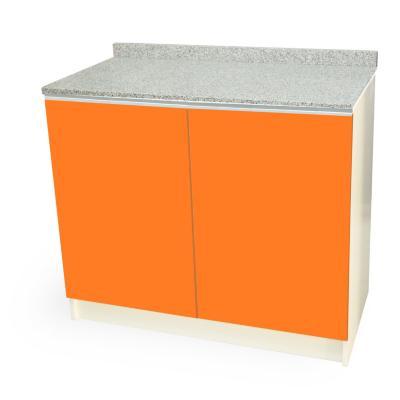 Mueble base 80x50 cm granito naranjo