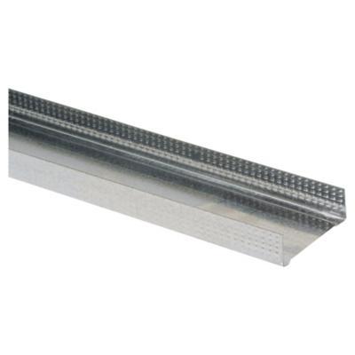 61x20x05mm x3 ml Perfil tabiques canal