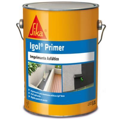 3 litros Imprimante Asfáltico Igol Primer