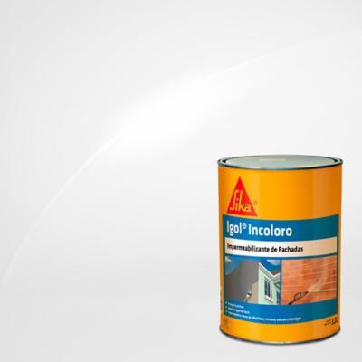 Hidrorrepelente para fachadas incoloro 3 lt