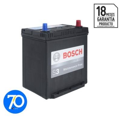Batería para auto 35 A positivo derecho 330 CCA