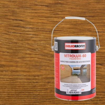 Barniz para madera brillante 1 gl roble claro
