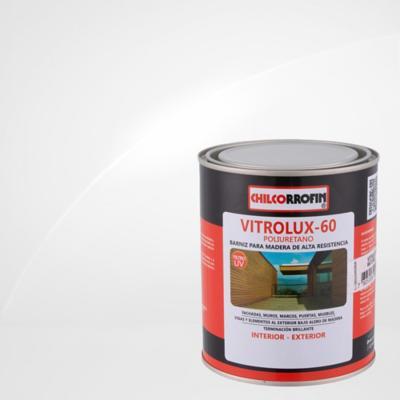 Barniz para madera brillante 1/4 gl transparente
