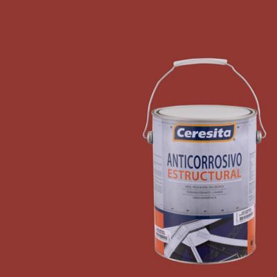 Anticorrosivo estructural opaco 1 gl rojo