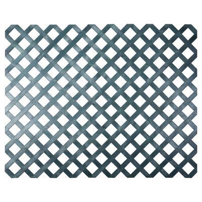 Enrejado PVC 122x244 cm Verde