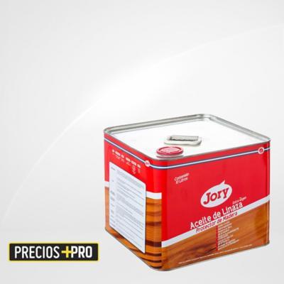 Aceite de linaza semibrillante 10 l