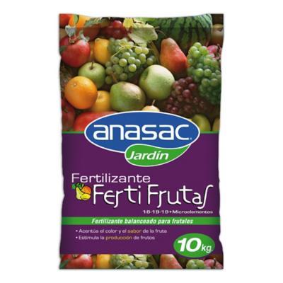 Fertilizante para frutales Ferti Frutas 10 kg saco