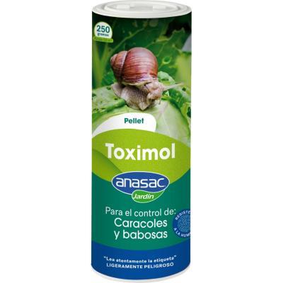Molusquicida para Jardines y Huertos Toximol Pellet 250 gr