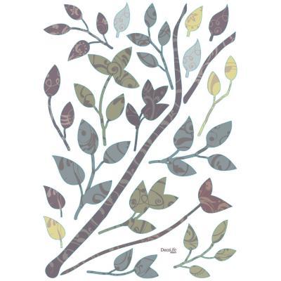 Wallsticker 50x70 cm hojas