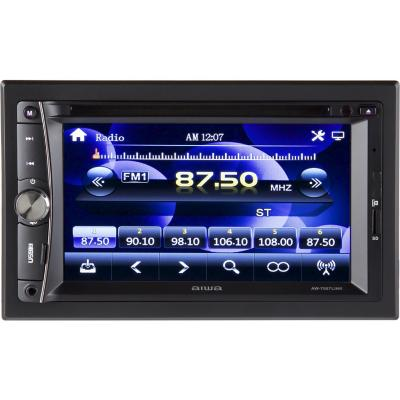 Radio doble din dvd, cd bluetooth