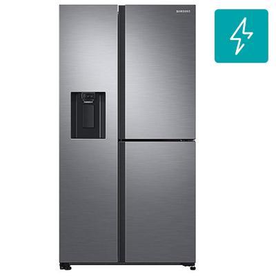 Refrigerador side by side Silver 602 litros