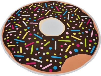 Toalla playa forma donut