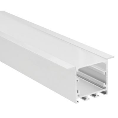 Perfil para cinta led embutido 35x56 mm 2 m