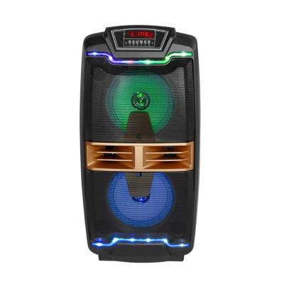 Parlante bluetooth karaoke 45w