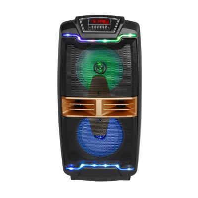Parlante bluetooth karaoke 60w