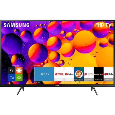 """Led 43"""" J5202 FHD Smart TV"""