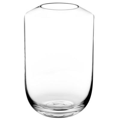 Jarro dentro de mesa vidrio ania