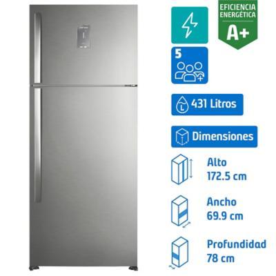 Refrigerador no frost 431 litros