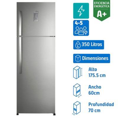 Refrigerador no frost 350 litros