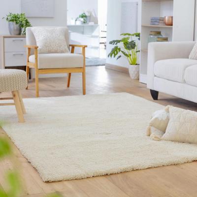 Alfombra shaggy soft 120x170 beige