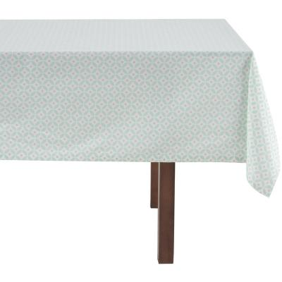Mantel rectangular menta dise 160x230