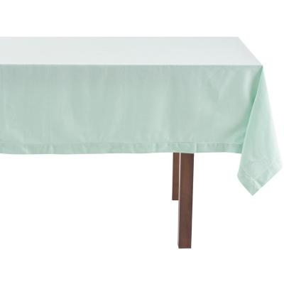Mantel rectangular menta 160x230