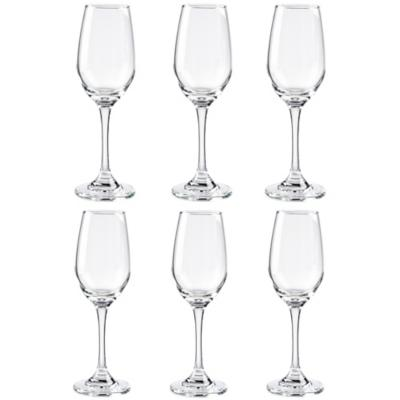 Set de 6 Copas Champaña 237 ml