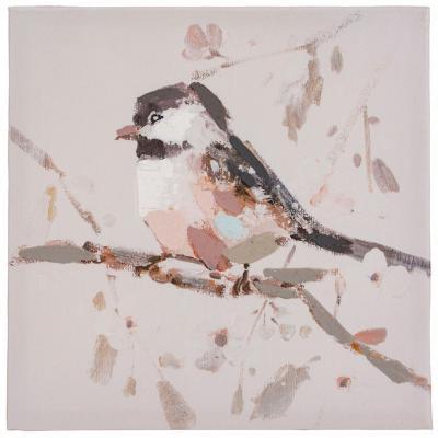 Canvas 30x30 cm Pájaro