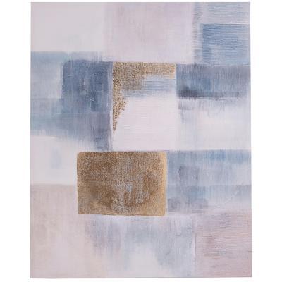 Canvas 80x100 cm Geo Abstracto
