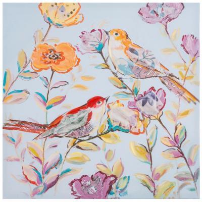 Canvas 50x50 cm Pájaro