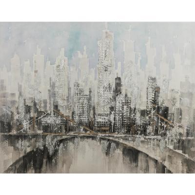 Canvas 80x60 cm Ciudad