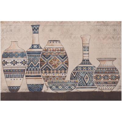 Canvas 90x60 cm Jarras Africa