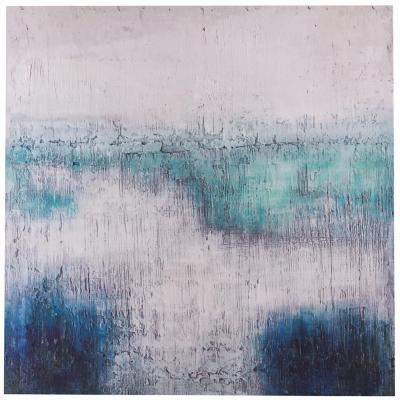 Canvas 80x80 cm Ocean