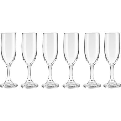 Set de 6 Copas Champaña 176 ml