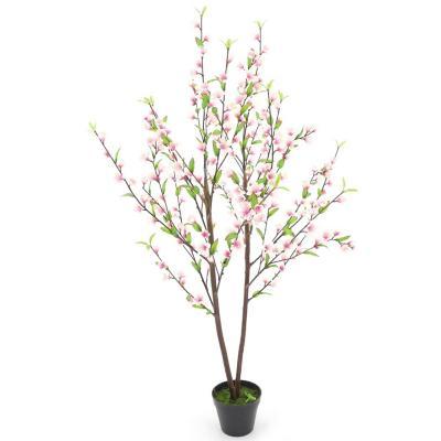 Planta artificial Flor Durazno 129 cm