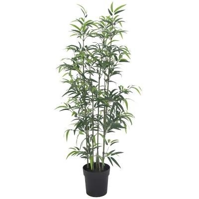 Planta artificial Bamboo 143 cm