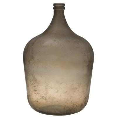 Botella antic marrón 32 cm