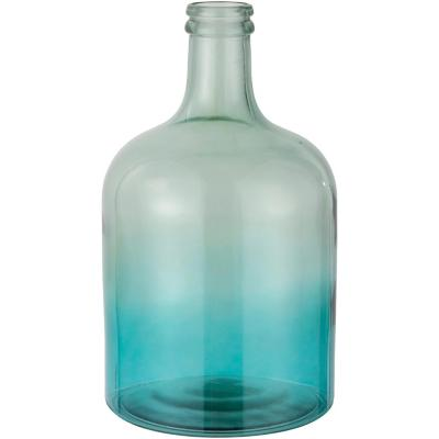 Botella Retro aqua 43 cm