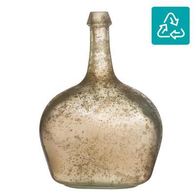 Botella Victoria antic marrón 26 cm