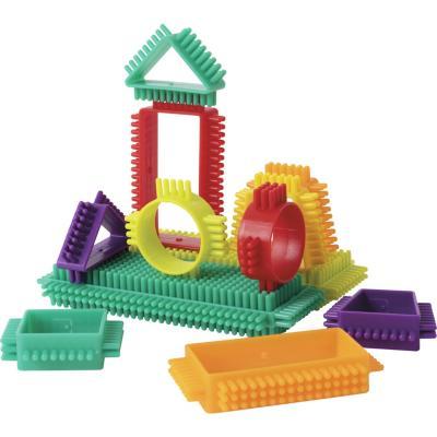 Bloque armar/conectar 80 piezas