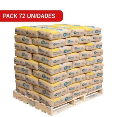 Pallet cemento 25 kg