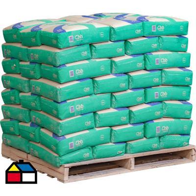 Pallet cemento puzolanico