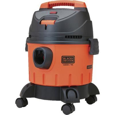 Aspiradora seco/húmedo eléctrica 1200W 10 litros