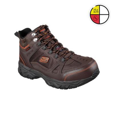 Zapato de Trabajo ledom BRN talla 40 café
