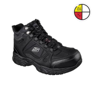 Zapato de Trabajo ledom BLK talla 44 negro