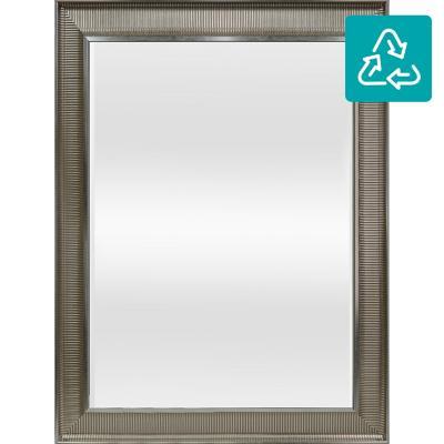 Espejo 80x108 cm plateado