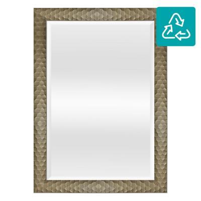 Espejo 78x108 cm dorado