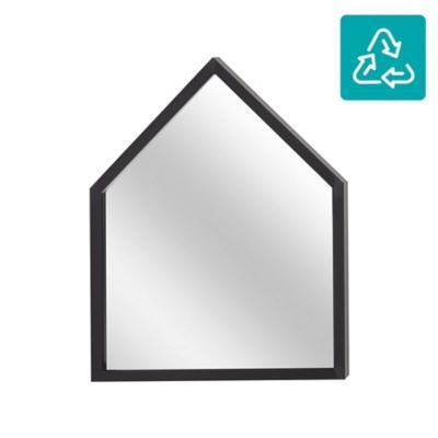 Espejo 33x41 cm negro