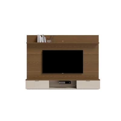 "Panel de TV 60 "" 182x40x164 Café / Blanco"